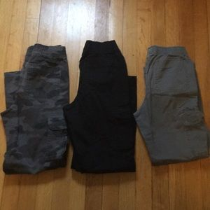 Boy's children's place cargo pants 12